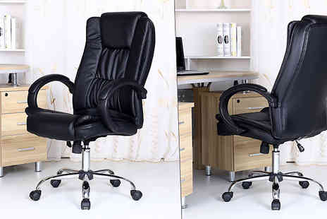 Sonic Online - Executive Office Chair - Save 47%