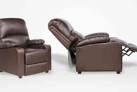 Sonic Online - Leather Chair - Save 58%