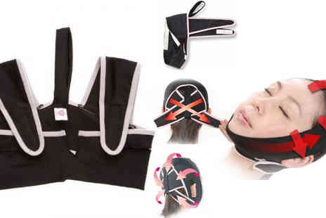 Cocobury - Face Slimming and Shaping Belt - Save 60%