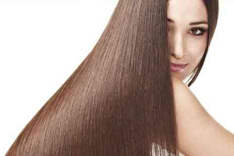 Bounce Salon - Keratin Conditioning or Yuko Straightening Treatment - Save 77%