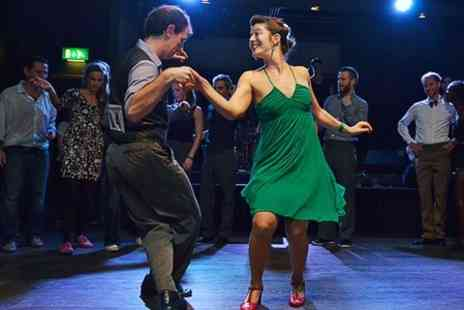 Swing Patrol - Three Blues Dance Classes - Save 58%