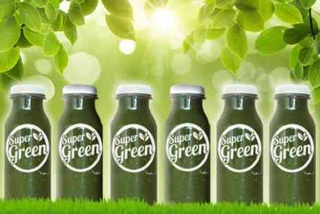Super Eleven Shake GB - Three Day Super Green Juice Shake Programme - Save 78%
