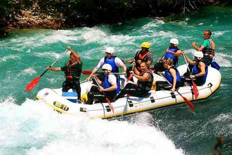 Untravelled Paths - Four night Montenegro break including white water rafting, breakfast - Save 0%