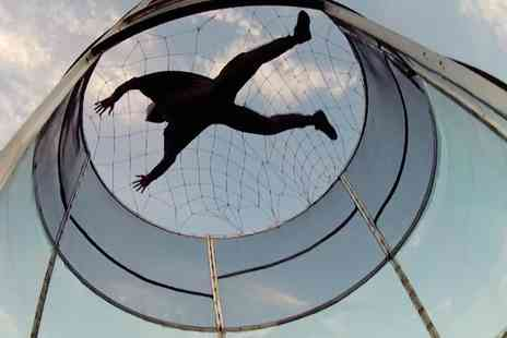 Windspin - Outdoor bodyflying experience for 2  - Save 62%