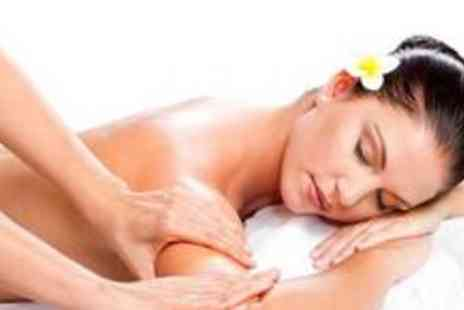 Just Beautiful - One hour full body scrub, back and shoulder massage, plus a one hour facial - Save 71%
