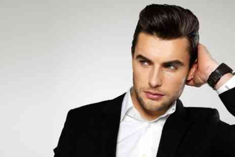 Penneys - Mens Cut and Style With Takeaway Styling Product  - Save 53%