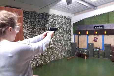 Ronnie Sunshines -  Range Shooting Experience  - Save 0%