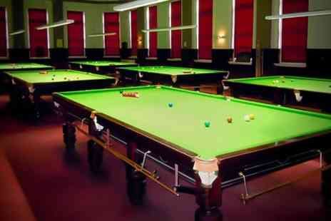 The Winchester - Snooker or Pool, Burger and Annual Membership For One  - Save 79%
