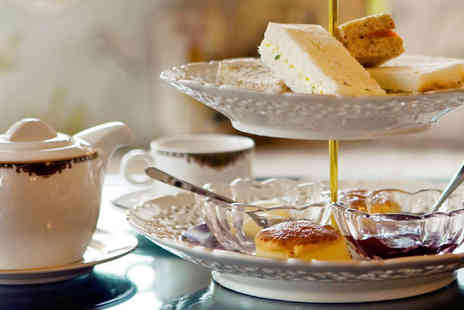 The Wild Boar Hotel - Afternoon Tea for Two  - Save 37%