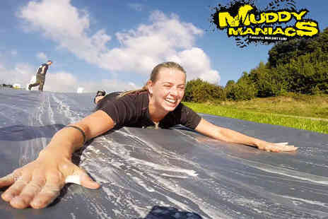 Muddy Maniacs - Muddy Maniacs 5k Obstacle Course - Save 55%