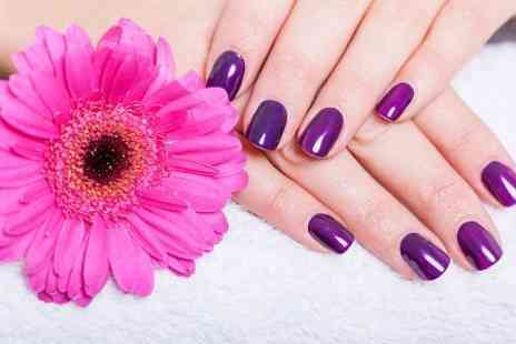 It's All About Me Beauty - Shellac Manicure or Pedicure from £10 at It's All About Me Beauty - Save 0%