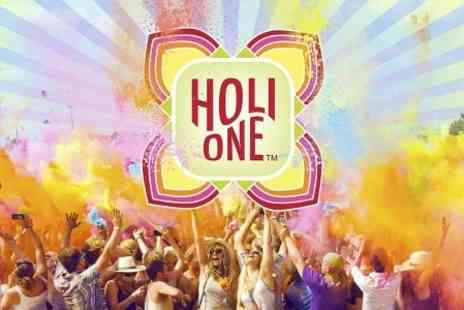 Holi One - Colour Festival Day Pass - Save 32%