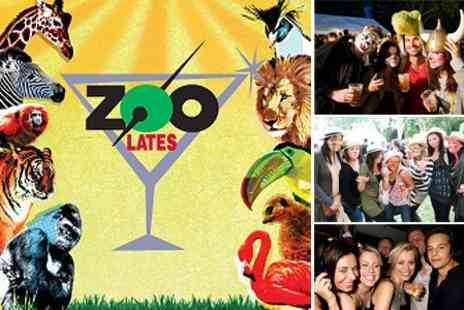 ZSL London Zoo - Admission to Zoo Lates for £9  - Save 55%