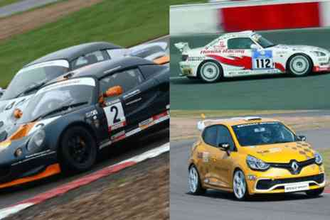 Performance Cars - Race car driving experience in a Honda Civic  - Save 0%