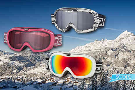 Shade Station -  Pair of Dirty Dog Wow snow goggles   - Save 55%