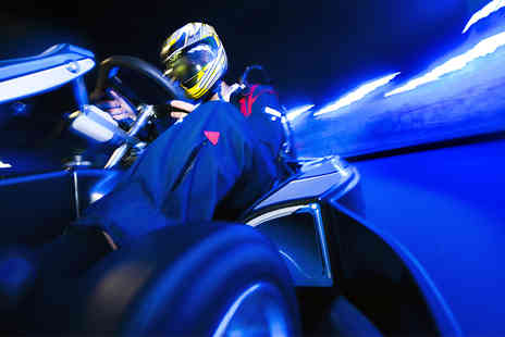 Fast Lane Karting -  50 laps of Go Karting  - Save 40%