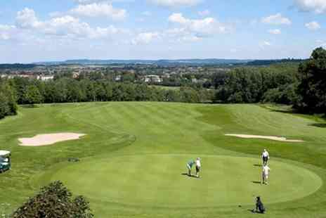 Thornbury Golf Centre - Day of Golf Plus Burger For Two  - Save 76%