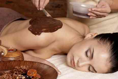 Oasis Hair - Egyptian Hot Chocolate Oil Massage  - Save 53%