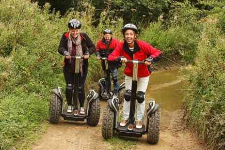 Everyman Racing - Off Road Segway Experience - Save 0%