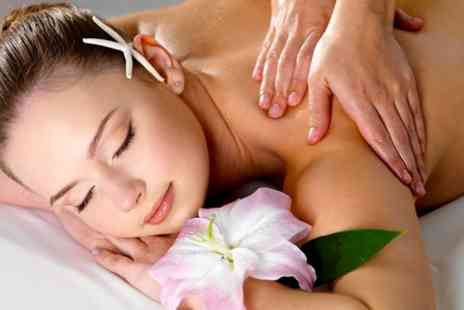Helen Deans Hair and Beauty - Choice of Massage Plus Facial  - Save 64%