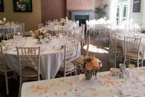 The Park Hotel - Wedding Package For 50 Guests - Save 50%