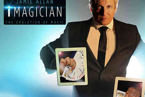 iMagician - Ticket to iMagician The Evolution of Magic - Save 53%