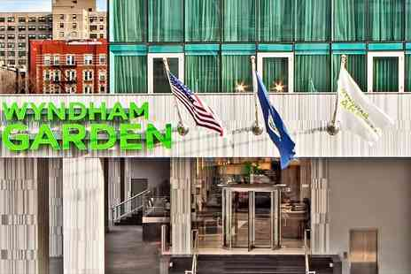 Wyndham Garden Chinatown - NYC Hotel near SoHo with Drinks - Save 50%