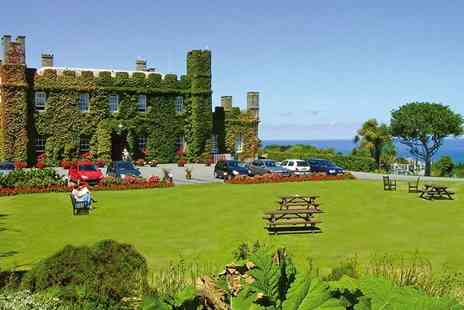 Tregenna Castle Resort - 18th Century St Ives Castle Stay with Breakfast - Save 58%