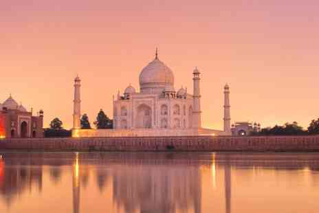 Luxury India Round Trip - Enjoy an unforgettable Six night round trip through India - Save 45%