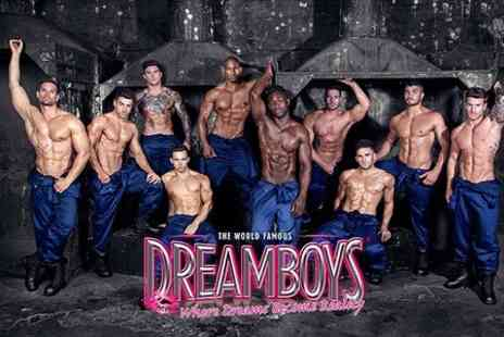 The Dreamboys Live On Stage - Entry to The Dreamboys Show With Cocktail, Buffet and Club - Save 40%