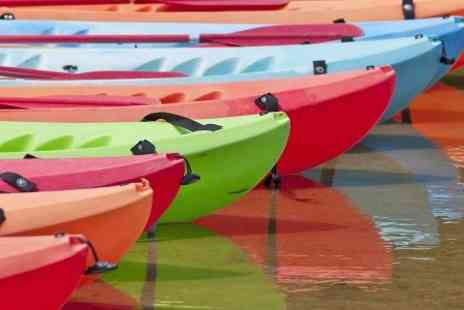 Loch Lomond Leisure Scotland - Kayaking Experience For One  - Save 41%