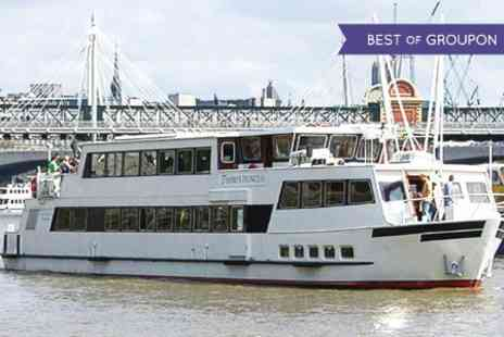 River Thames Cruises - Summer BBQ Lunch Cruise - Save 0%