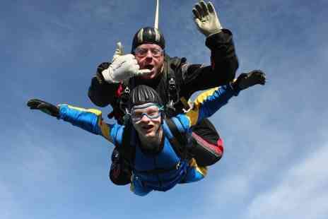 Skydive St George - Tandem Skydive For One - Save 23%