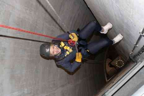 The National Abseil Centre - 400 Foot Lift Tower Experience - Save 38%