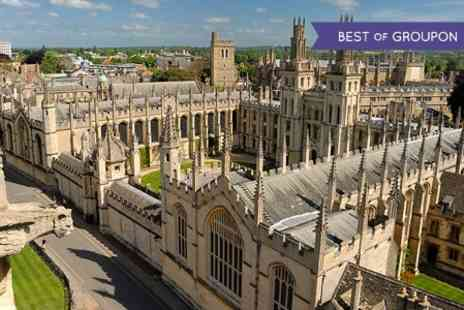 Oxbridge Tours - Oxford Walk of Fame Tour  - Save 40%