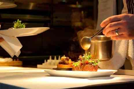 Shillingford Bridge Hotel - Five Course Tasting Menu For Two  - Save 0%
