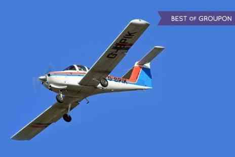 Carlisle Flight Training - 45 Minute Carlisle Flight Training - Save 47%