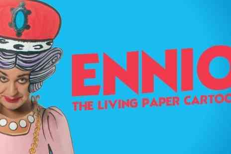 Leicester Square Theatre - The Living Paper Cartoon - Save 25%
