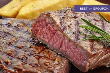 Stephen St Kitchen - Rib Eye Steak or Sea Bass and Cocktails for Two - Save 52%