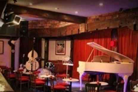 Brasserie Toulouse Lautrec - Live Jazz Evening With Food and Champagne For Four - Save 50%