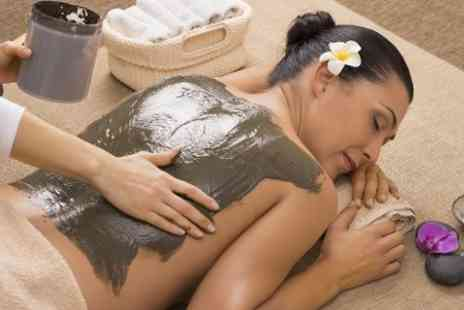 Billionhair & Beauty - Sea Mud Body Wrap and Massage  With Facial  - Save 76%