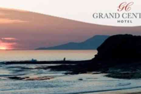 Grand Central Hotel - Two Night Bundoran Beach Break For Two With Beach Activities and Breakfast - Save 56%
