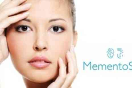Memento Skin Clinic - Three Radio Frequency Treatments For Face, Neck - Save 80%