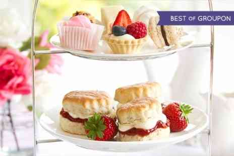 Marine Court Hotel - Two Course High Tea For Two - Save 40%