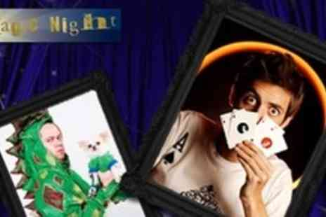 Magic Night - Two Tickets To Magic Night - Save 50%