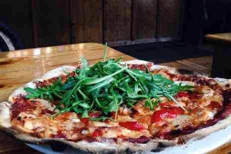 Hope & Anchor - Artisan Pizza and Drink For Two  - Save 48%