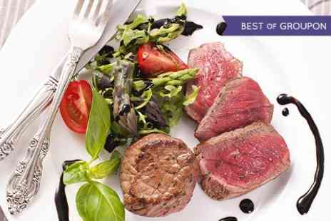 Lakeside Cafe - Chateaubriand Steak Meal For Two - Save 48%