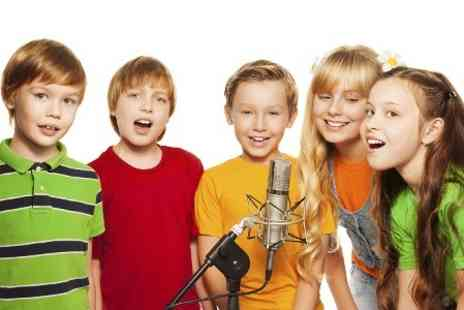 Kreative Music - Kids' Recording Session  or Music Video Shoot  - Save 83%