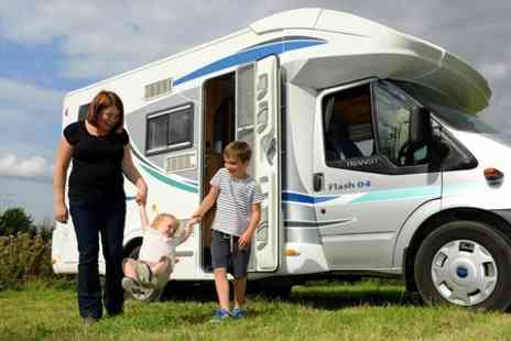 Unbeatable Hire -  UK 7 Day Motorhome Hire With Nationwide Pick up Locations  - Save 0%