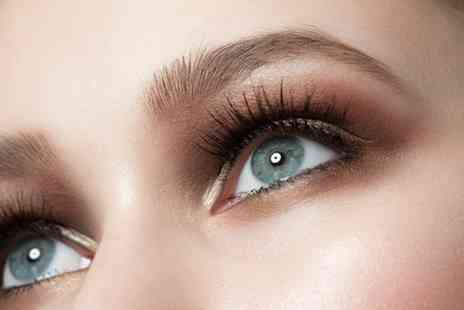 Brow Bar - Full individual eyelash extensions Plus eyebrow shape, eyebrow & eyelash tint and a spray tan - Save 0%